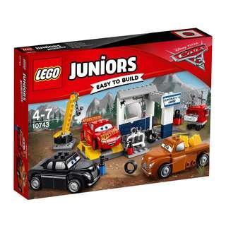 Lego 10743 Disney cars