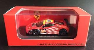 Ferrari 法拉利 1:64 模型車 預訂優惠 折實價$75