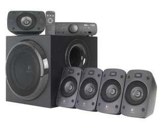 Speaker Logitech Z906 Surround | FULL