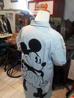 Denim Mickeymouse