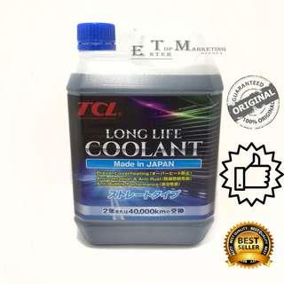 TCL Long Life Coolant (BLUE) 2 Liter (Made In Japan)