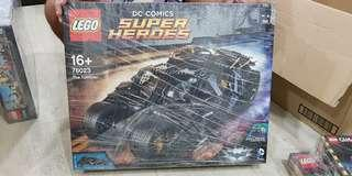 Lego Batman Tumbler-Retired