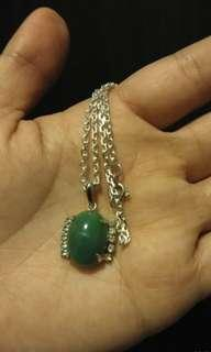 Vintage Jade Pendant/Necklace