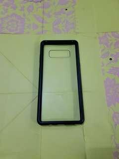 Like new transparent phone casing for note8