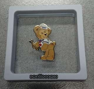 香港迪士尼Disney pin ~Duffy & Friends 罐仔pin (3)