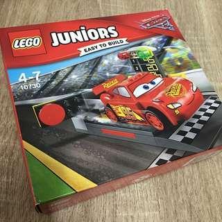 Lego Juniors Cars 3 Lightning McQueen