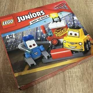 Lego Juniors Cars 3 Luigi