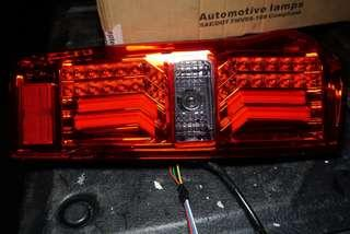 Isuzu All New Dmax 2012 Rear LED Tail Lamp / Lampu Belakang