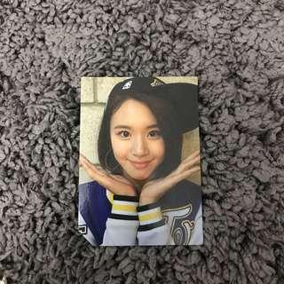 Twice - Chaeyoung Photocard