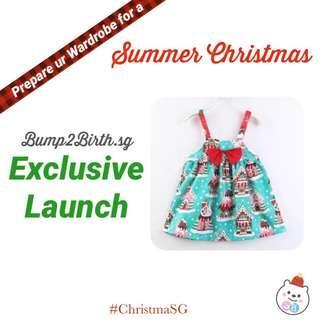 Christmas Dress C