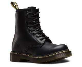 Doc Martens women's 1460's smooth.
