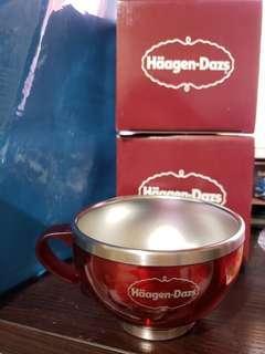 Haagen-Dazs 雪糕杯 @1