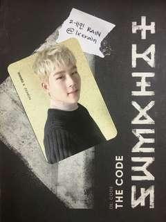 [WTT] MONSTA X 5TH MINI ALBUM: THE CODE