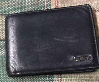 Tumi men wallet