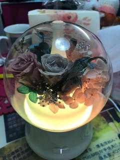 保鮮花香薰精油保濕器