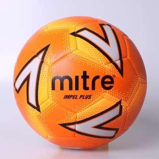 Mitre Impel Plus Soccer Ball (Orange)