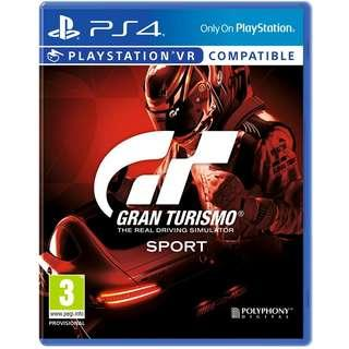 [New] Grand Turismo Cd Game