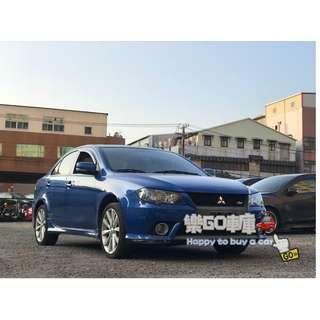 臉書搜尋《樂GO車庫》專營熱門中古車二手車 三菱 2011年 FORTIS 1.8 藍 💪 職軍專案 💪小資專案 💪首購專案 💪車換車💪 八大業者 !