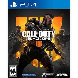 [New] Call Of Duty Black Ops 4 Cd game
