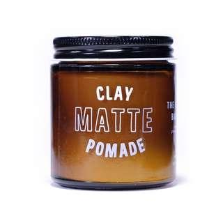 The Mailroom Barber Co Matte Clay Pomade