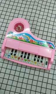 合售 幼兒鋼琴與烏克麗麗玩具