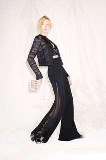 Sass and bide black that tickles pants 36