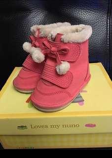 🚚 購於麗嬰房💕雪靴 13.5