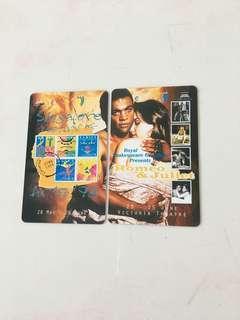 SMRT Card - Romeo & Juliet (Singapore Festival of Arts's 98)