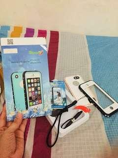 Redpepper Waterproof case for Iphone 5/5s SE