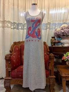 Uniqlo Long Dress