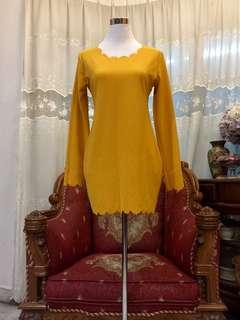 Blouse Baju Kurung Moden Short Dress