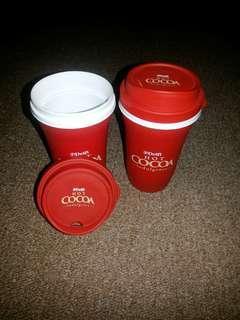#LetGoCarousell 2Pcs Thumbler Mini Coffee or Tea For Couple