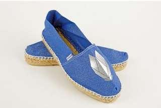 Espadrilles French - Size 6