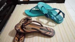 Grendha and ipanema sandals bundle us6