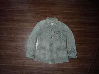 Levis Chore Blazer Jeans Denim Jacket not Denime Apc Nudie