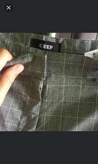 Trousers (Celana Tartan)