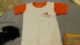 Little caliph kindergarten sports attire size S