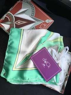 Duckscarves SQ Kalei Green
