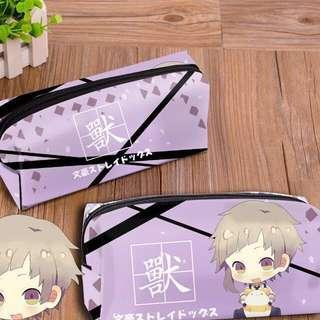 Bungou Stray Dogs Double-sided Large Pencil Cases
