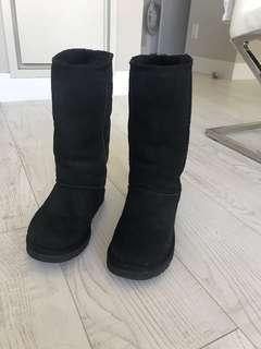 Ugg Classic Tall Boot (Size 7)