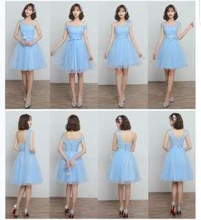 Preorder Bow Tie Prom Dress/ Dinner Dress