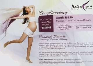 Bellaluna Prenatal and Postnatal Massage