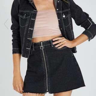 BN Denim Skirt