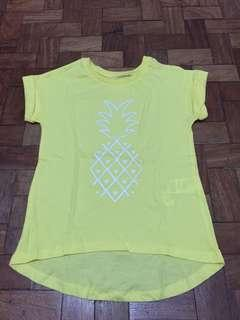 Cotton On Kids Yellow Shirt