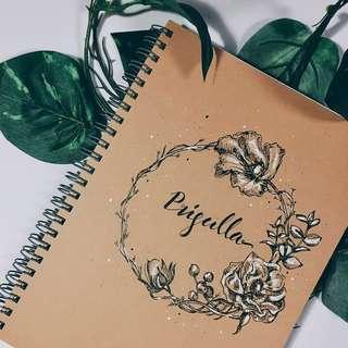 🚚 Customised notebooks