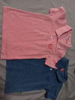 Preloved polo shirt for little boys