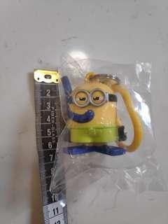 Minion Scuba Diver Keychain
