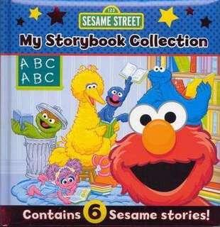 Sesame Street My Storybook Collection