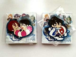 [OFFICIAL] Free! Clear Rubber Strap -in vacation- Haruka & Rin