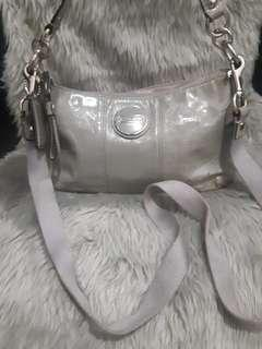 Auth Coach sling bag